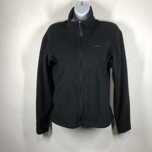 Patagonia Synchilla black zip up jacket size small